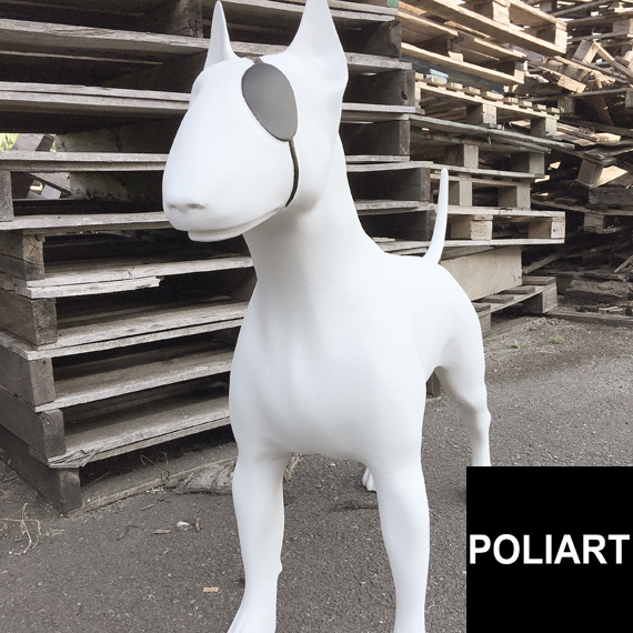 Sul Set di… Cani in Polistirolo by Poliart EPS – Arte Contemporanea nel Visual Merchandising